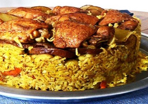Photo of طريقة عمل مقلوبة الدجاج