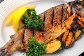 أسهل طريقة لعمل سمك بوري مشوي