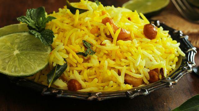 Photo of طريقة عمل الأرز البسمتي الأصفر