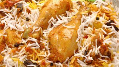 Photo of طريقة عمل برياني الدجاج بالطريقة الهندية