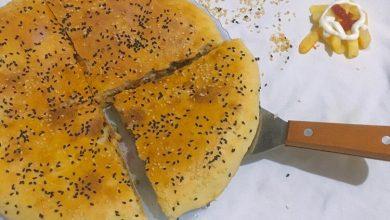Photo of طريقة عمل الفطيرة التركي باللحمة المفرومة