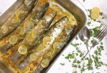 Photo of طريقة عمل سمك بوري بالزيت والليمون